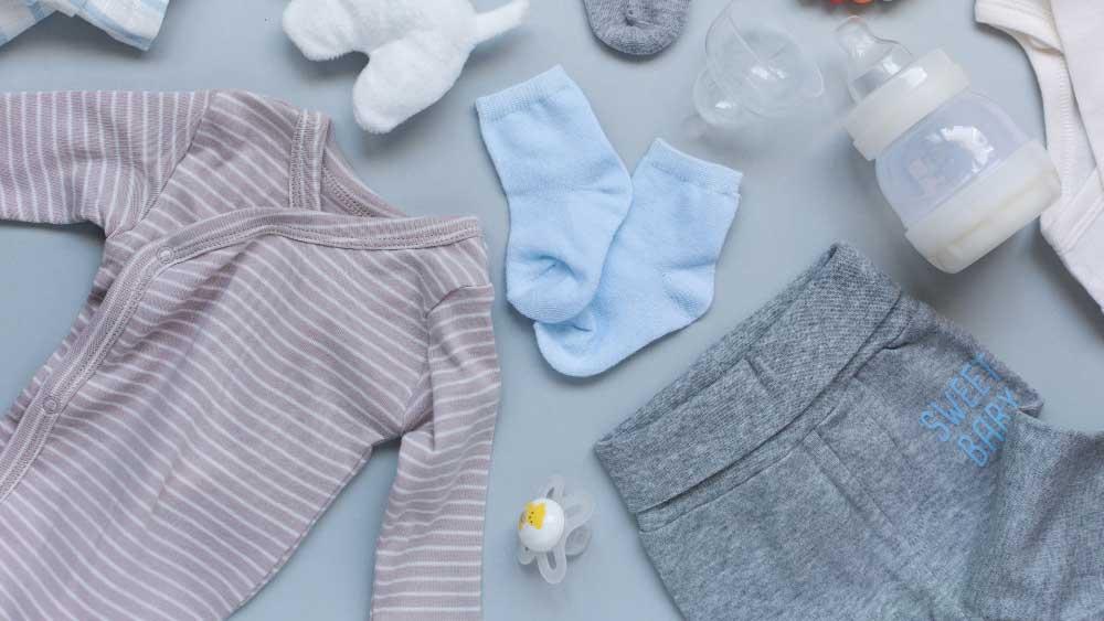 4 combinação de looks para bebês